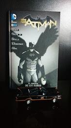 Un comic: El tribunal de los buhos - Scott Snyder y Greg Capullo