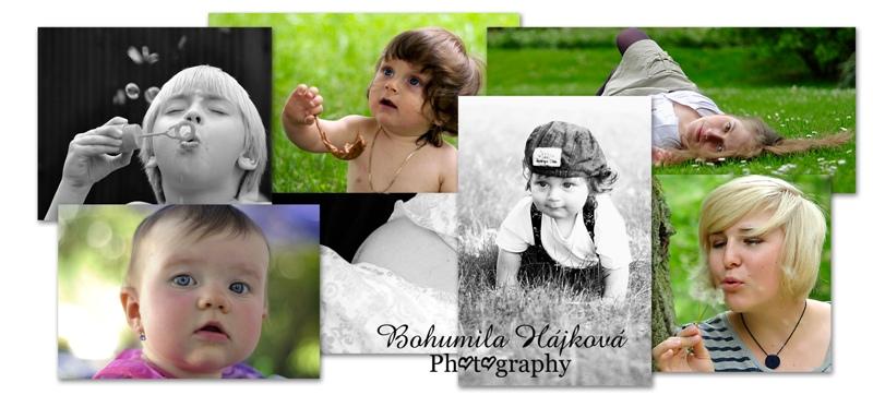 Bohumila Hájková Photoraphy