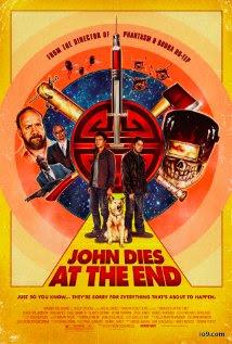 Ver Película John Dies at the End Online Gratis (2012)