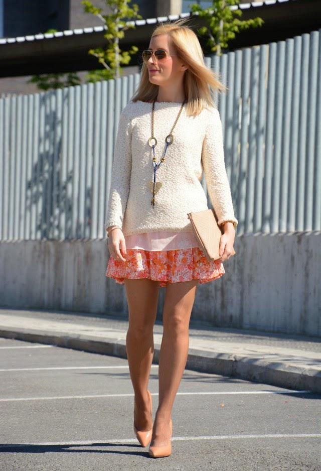 Faldas de temporada