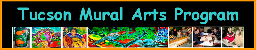 Tucson Mural Arts Program Blog