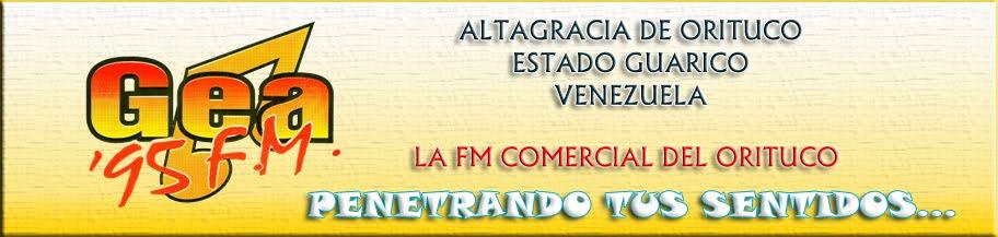 RADIO GEA 95.1 FM