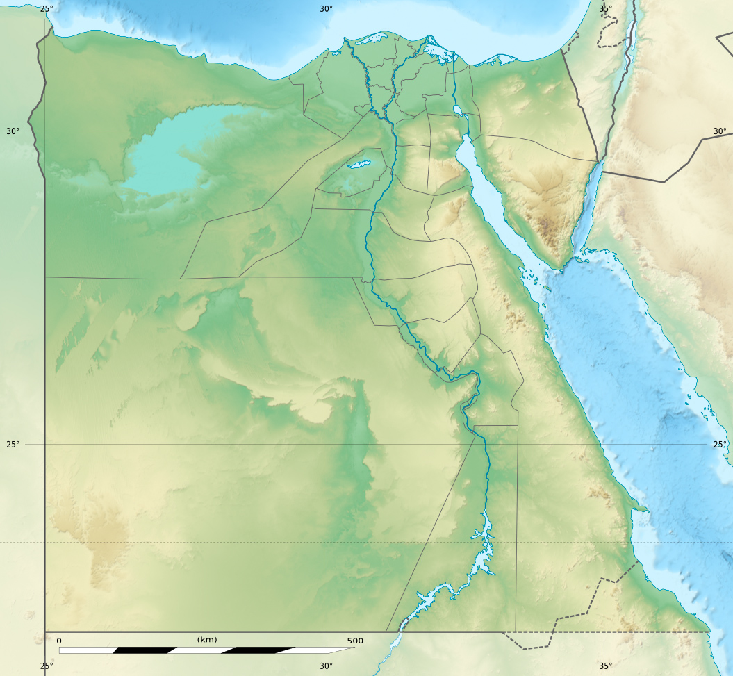 Online Maps Egypt Map - Map of egypt online