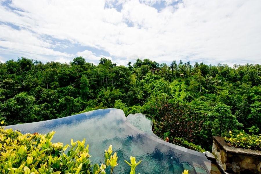 Tu Mundo : Destino: Ubud Hanging Gardens Resort, Bali  Indonesia