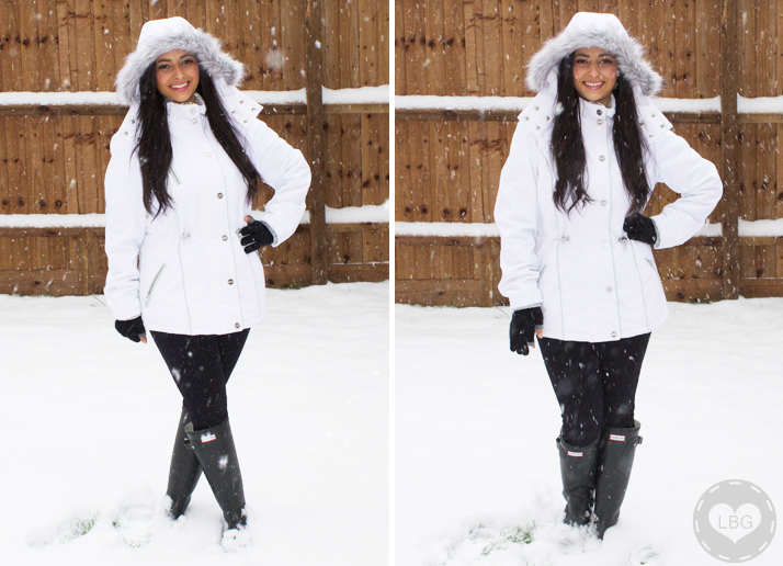 Outfit: What to Wear on a Snow Day