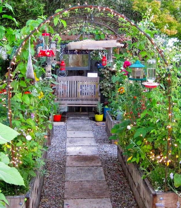 Plan To Design a Kitchen Garden