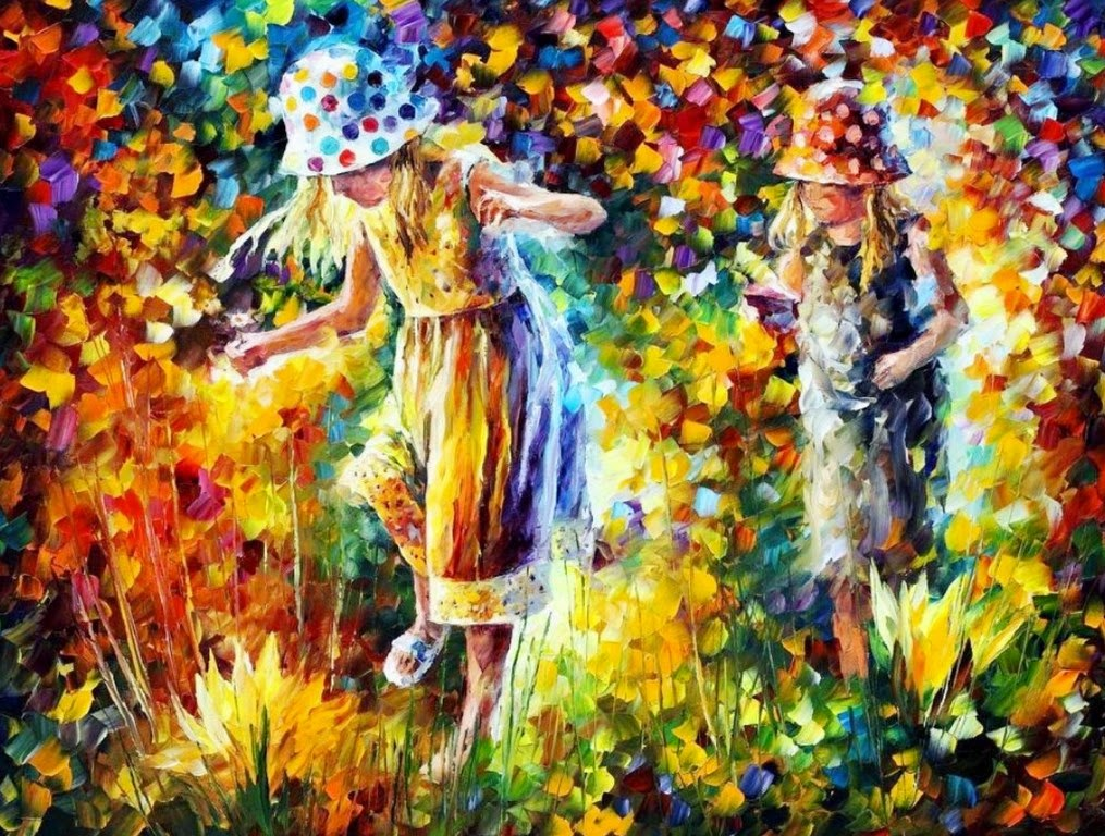 pinturas-modernas-en-espatula