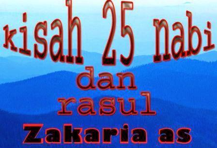 Kisah Nabi Zakaria As Mendambakan Anak Sajadah Muslim