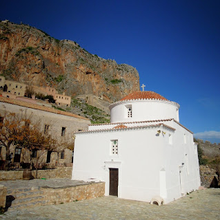 monemvasia churches