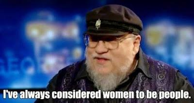 Feminismo em Guerra dos Tronos