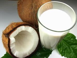khasiat dan manfaat santan kelapa
