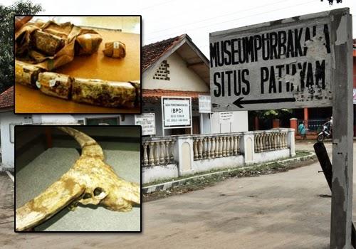 Situs Purba Patiayam Semarang