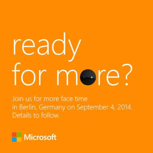 Alla fiera IFA 2014 sarà presentato il Nokia Lumia 830