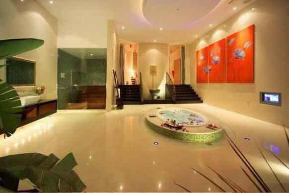 Amitabh Bachchan House Inside
