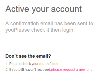 Konfirmasi Email Cliponyu