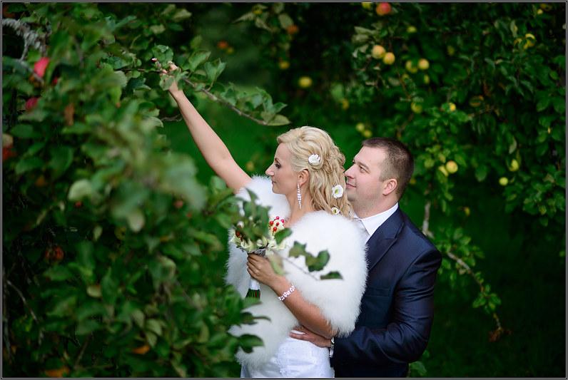 vestuvių fotosesija rudenį