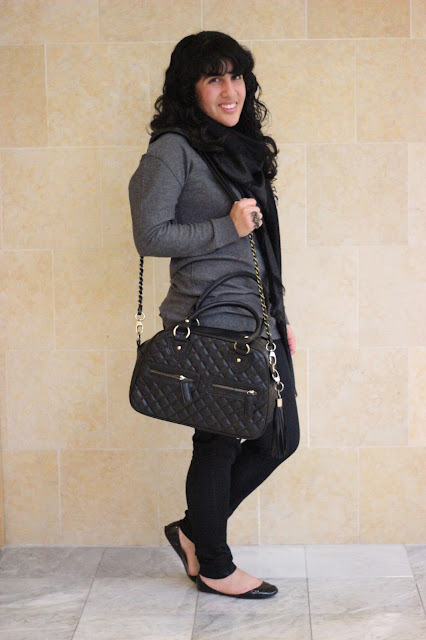 Casual Outfit with THEIT Bossi Bag