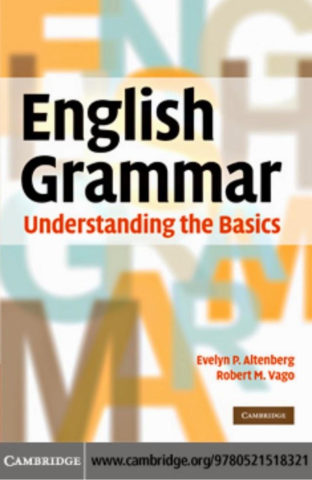 English Grammar: Understanding the Basics | Pdf Books Free Download