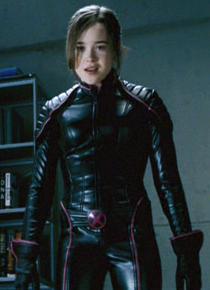 X Men Shadowcat Movie The Last Reel: Ellen P...