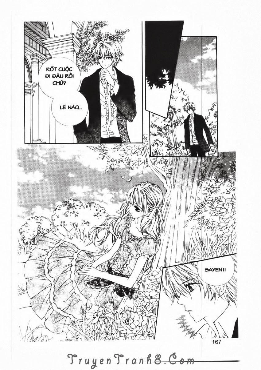 A Kiss For My Prince - Nụ Hôn Hoàng Tử Chapter 27 - Trang 31