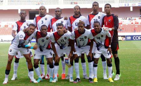 Belize squad for 2013 CONCACAF Gold Cup