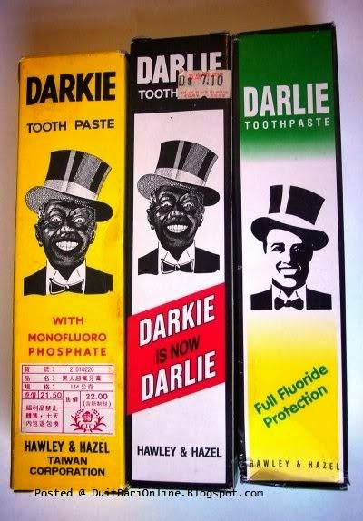 Asal usul ubat gigi Darlie