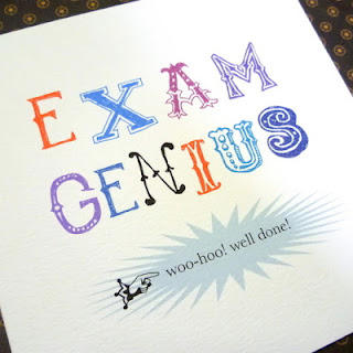 congratulations cards for exam results