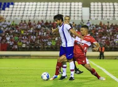 Bahia encara o CRB pelo Nordestão hoje na Arena