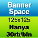 Pasang Banner Murah Hanya 30rb/bln