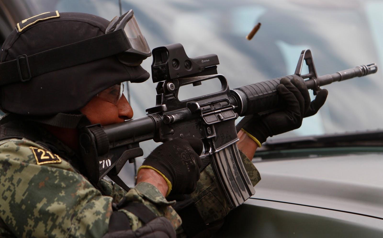 soldados mexicanos fuerzas especiales