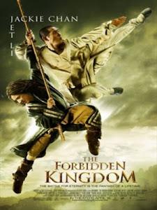 Vua Kung Fu Thuyết Minh - The Forbidden Kingdom Thuyết Minh (2008) -  poster