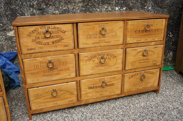 wooden wine boxes wine crates july 2015. Black Bedroom Furniture Sets. Home Design Ideas