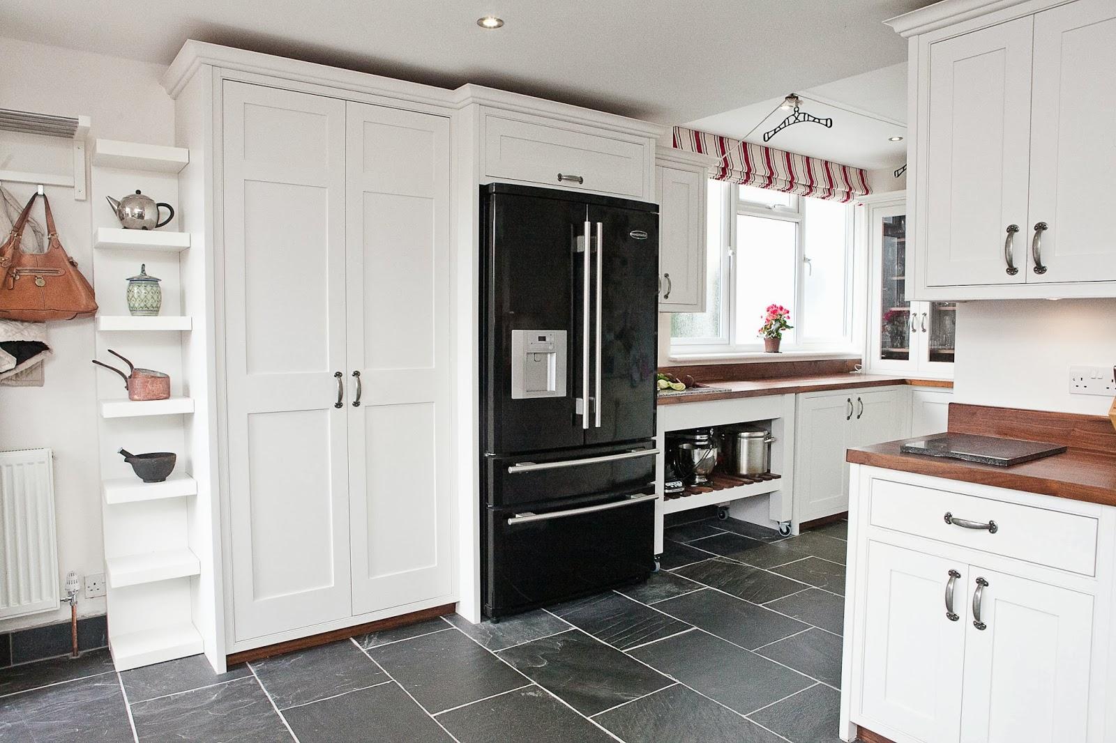 Fired Earth Kitchen Tiles Maple Gray Knaphill Kitchen