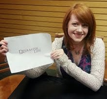 Vampire Academy author Richelle Mead approves of Dhampir Life!