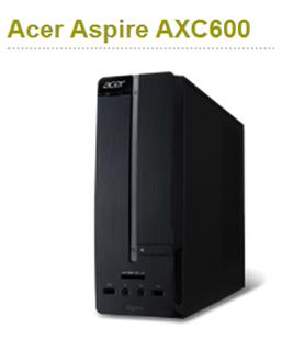 Harga Komputer Acer Aspire AXC600