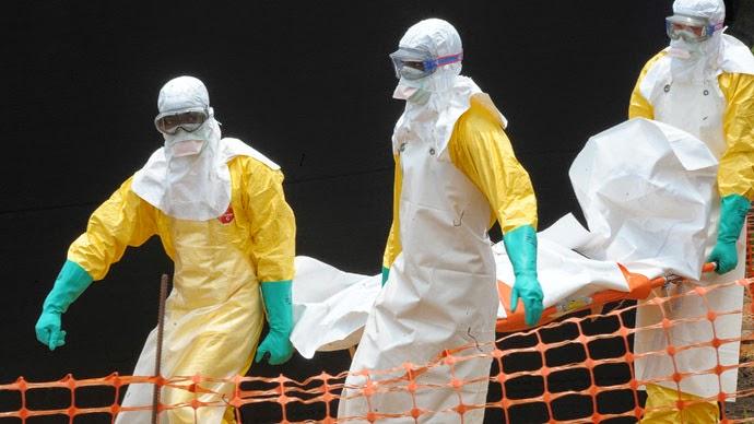 Il Virus Ebola é sfuggito al controllo medico, possibilità di casi in Europa