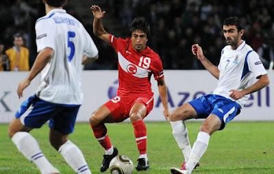 Turkey 1 - 0 Azerbaijan