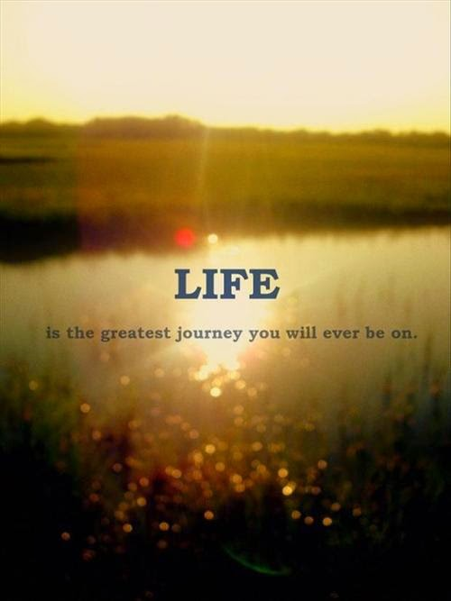 Journey of Life Quotes