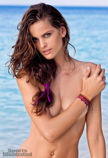 Izabel Goulart Swimsuit Bikini Pictures 2012
