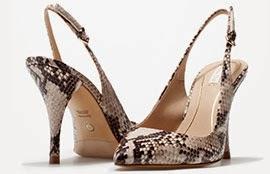 zapatos de tacón Massimo Dutti mujer primavera verano 2014