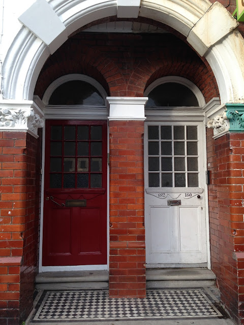 Doorways, Muswell Hill, London N10