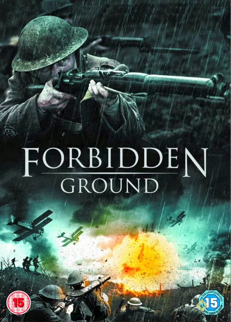 Download - Forbidden Ground - DVDRip AVI + RMVB Legendado ( 2013 )