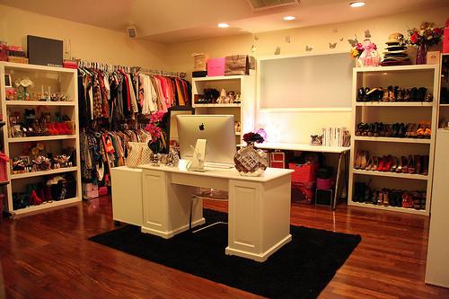 I Dream Of Closet Rooms