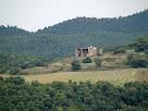 La masia del Perer vista des de Casamitjana