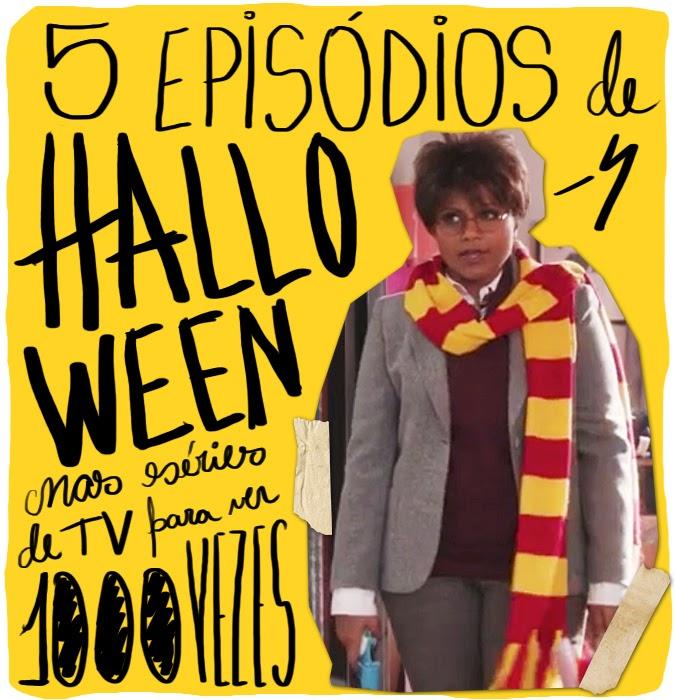 DDPP - 5 episódios de Halloween nas séries de TV pra ver mil vezes