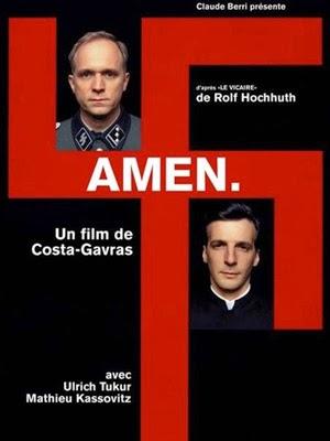 Affiche de Amen, de Costa-Gavras (2002)
