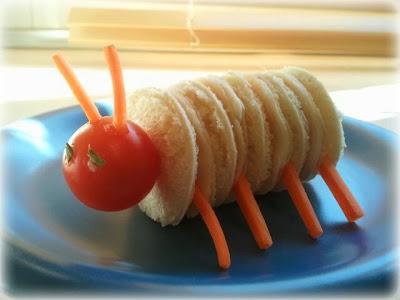 Sandwich Oruga