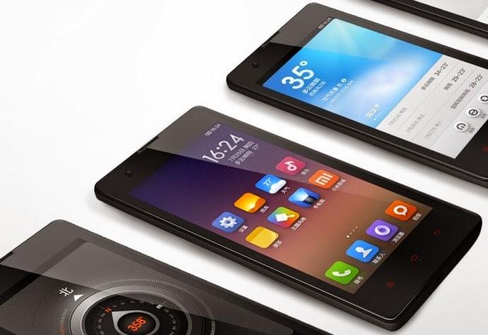 Xiaomi smartphone terbaru china