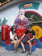 at Ipoh temple