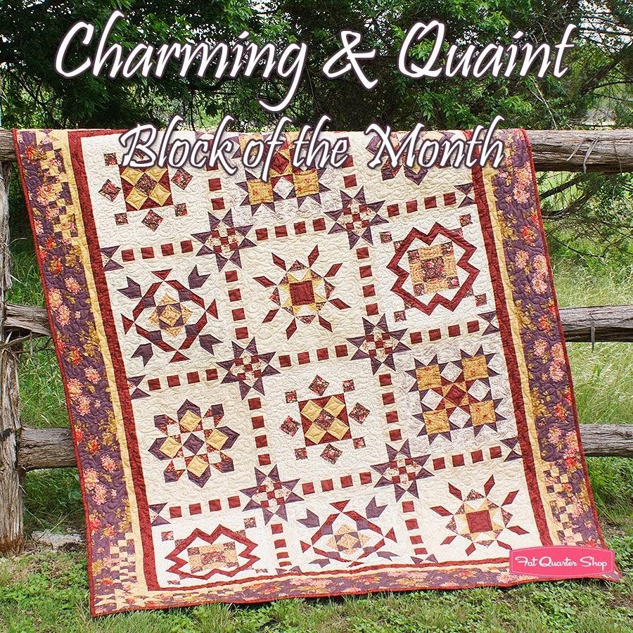 BOM Charming & Quaint